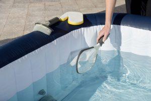 Reinigungsset für aufblasbaren Whirlpool Lay-Z-Spa